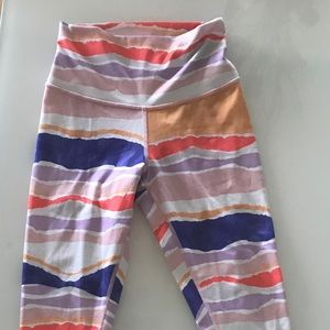 Lululemon Multi Color Leggings (4)